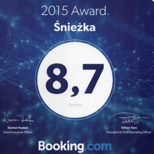 booking 2015